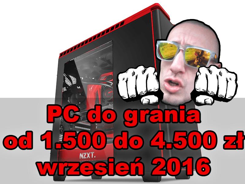 Tanie i dobre zestawy PC